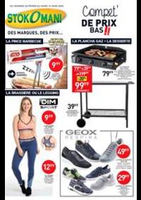 Prospectus Stokomani Lagny-sur-Marne : Compet' de prix bas!!
