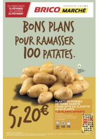 Bons Plans Bricomarché RIOM : Catalogue Bricomarché