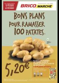 Bons Plans Bricomarché DELLE : Catalogue Bricomarché
