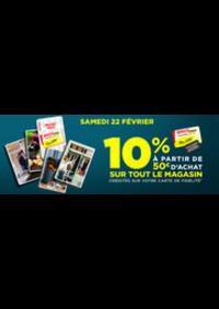 Promos et remises Bricomarché MORTEAU : Catalogue Bricomarché