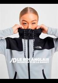 Catalogues et collections JD SPORTS  Paris - Les Arcades : Nouveautés  Femme