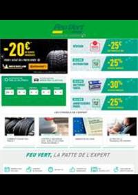 Prospectus Feu Vert BOURGES : Offres Feu Vert