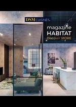 Prospectus Cuisines DSM : DSM More Magazine