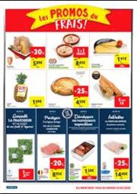 Prospectus Carrefour Express BRUXELLES Beurre : Les promos du frais