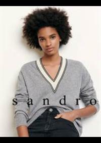 Prospectus Sandro BOULOGNE BILLANCOURT : Pulls & Cardigans Femme