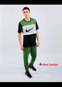 Prospectus Foot Locker Saint-Denis : Collection T-Shirts / Homme