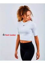 Prospectus Foot Locker : Collection T-Shirts / Femme
