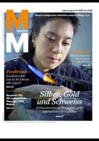 Prospectus Migros Bern - Christoffelunterführung : Migros Magazin 09
