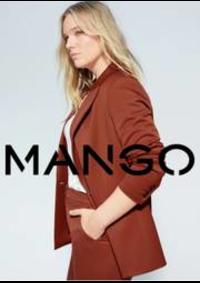 Prospectus MANGO Brussels - Rue Neuve 144 : Office Wear