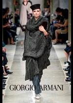 Catalogues et collections Armani : Pré-Collection PrintempsÉté 2020 Femme