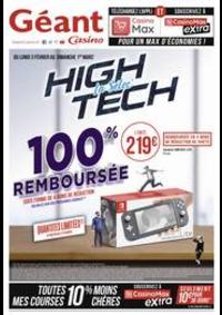 Prospectus Géant Casino LALOUBERE : La sélec' high tech