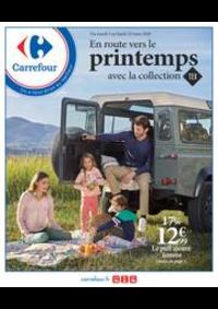 Prospectus Carrefour LA VILLE DU BOIS : Catalogue Carrefour