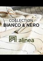 Prospectus Alinéa : Collection Bianco & Nero