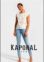 Prospectus Kaporal  : Collection Femme