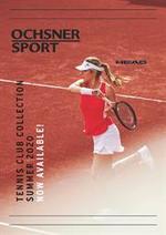 Prospectus Ochsner Sport : Tennis Club Collection Summer 2020