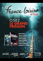 Prospectus France loisirs : Le Club