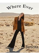 Catalogues et collections Bershka : Where Ever