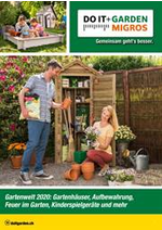 Prospectus Do it + Garden : Gartenwelt 2020