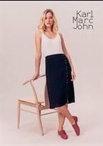 Prospectus Karl Marc John : Collection Tops & Chemises