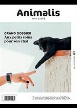 Journaux et magazines Animalis : Magazine