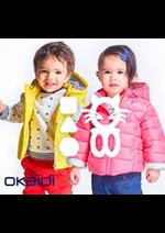 Catalogues et collections Okaïdi : Nouvelle Collection