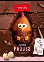 Promos et remises  : L'atelier de Pâques