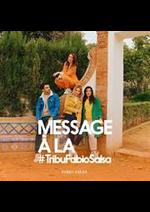 Prospectus Fabio Salsa : Nouvelle Collection