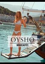 Catalogues et collections Oysho : Nouveautés