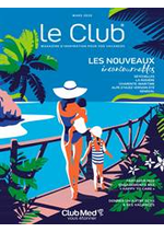 Journaux et magazines club med voyage : Magazine Mars 2020