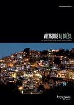 Promos et remises  : Voyageurs au Brésil
