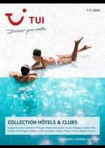 Promos et remises  : Collection Hôtels & Clubs Été 2020