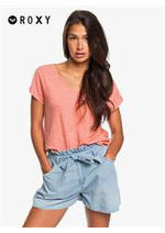 Prospectus Roxy : T-Shirt Femme