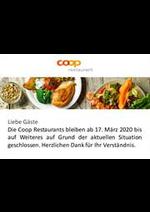 Services et infos pratiques Coop Restaurant : News