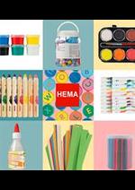 Prospectus Hema : Jeux Créatifs