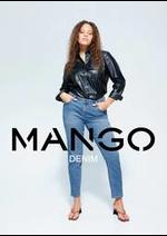 Catalogues et collections MANGO : Denim +