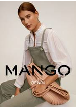 Catalogues et collections MANGO : Denim Styles   Lookbook