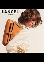 Catalogues et collections Lancel : Collection Femme