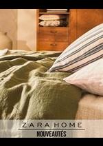 Catalogues et collections ZARA HOME : Nouveautés