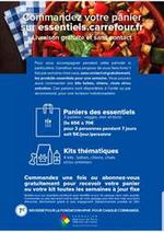 Promos et remises  : Comandez votre panier sur essentiels.carrefour.fr. Livraison Gratuite et sans contact