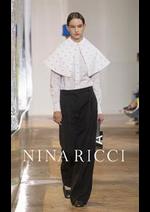 Catalogues et collections Nina Ricci : Collection Printemps