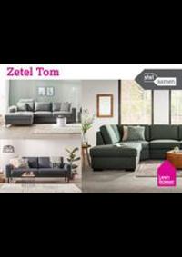 Prospectus Leen Bakker HUY : Zetel Tom