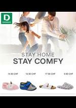 Prospectus Dosenbach : Stay Home - Stay Comfy