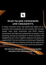Services et infos pratiques Nespresso : Aktuell