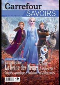 Prospectus Carrefour CHARLEVILLE MEZIERES : Savoirs Avril