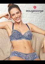 Prospectus RougeGorge Lingerie : Nouveautés Bain