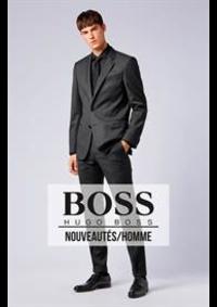 Prospectus Hugo Boss SAINT-TROND : Nouveautés / Homme