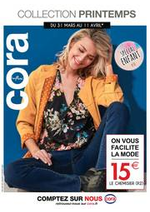 Prospectus Cora : Catalogue Cora