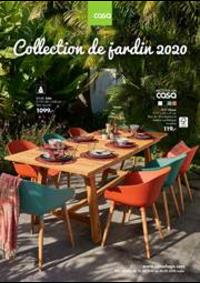 Prospectus Casa GENNEVILLIERS : Collection de jardin 2020