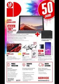 Prospectus Inter Discount Bern Bümpliz : Interdiscount Prospekt