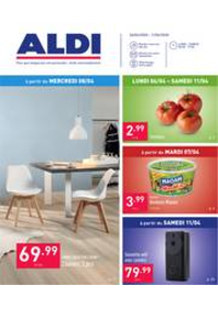 Prospectus Aldi BARVAUX : Folder Aldi